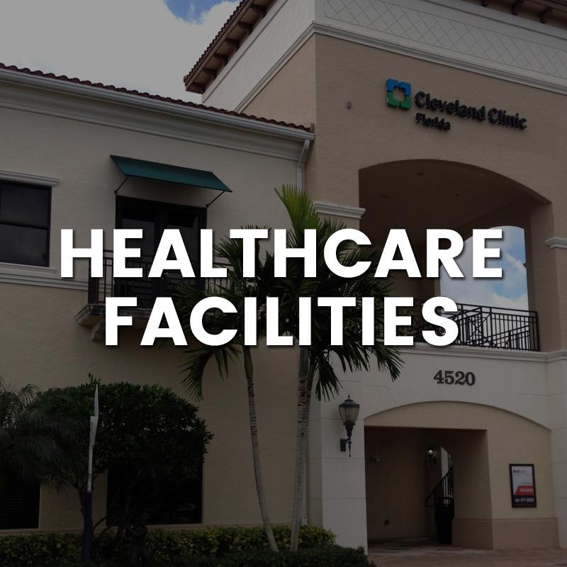 Healthcare Facilities by MPL